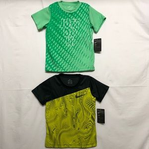 The Nike Tees for Boys Age 6-7 years